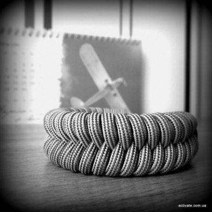 Браслет из паракорда змея Ukraine