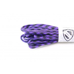 paracord 550 Guardian Purple&Black