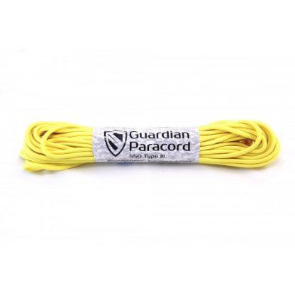 paracord 550 Guardian Yellow