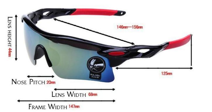 очки спортивные солнцезащитные свойства