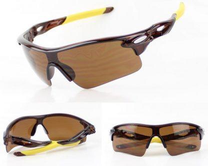 Очки спортивные солнцезащитные GLS106