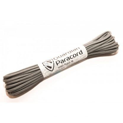 Guardian Paracord 550 Type III Gray