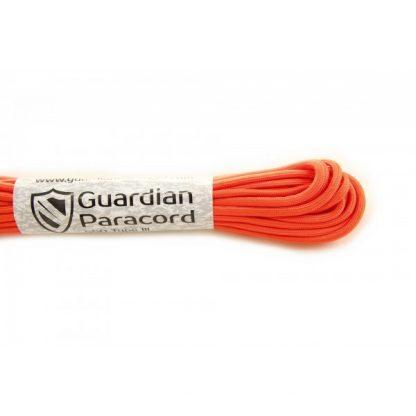 Guardian Paracord 550 Type III Safety Orange