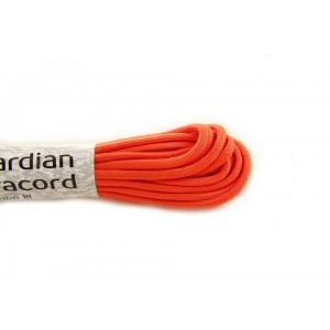 Guardian Paracord 550 Type III Safety Orange